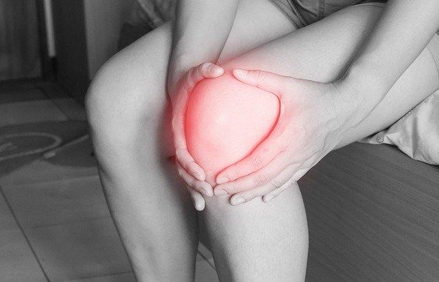 bolestivé koleno